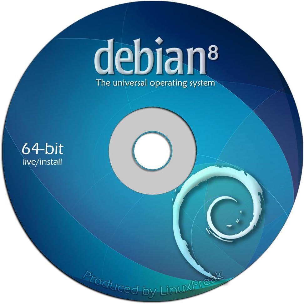 Debian 5 ☆ popular Linux 8.0