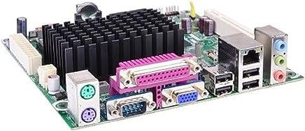 Intel Atom D425/Intel NM10/DDR3 Mini ITX Motherboard, Bulk BLKD425KT