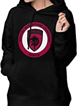 Special Operation Command Africa Women's Pullover Hoodie Sweatshirt with Pocket