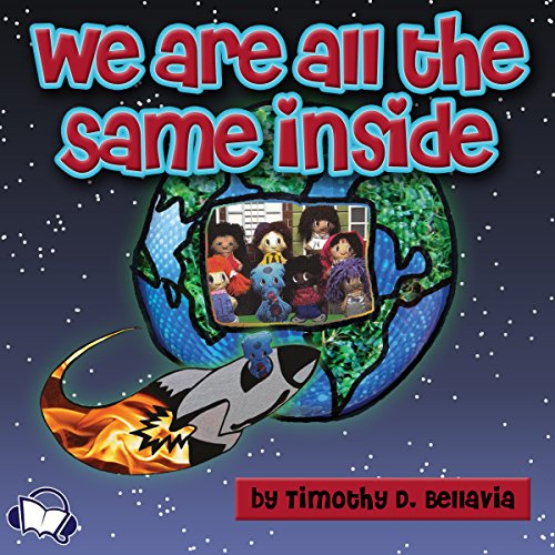 We Are All the Same Inside audiobook cover art