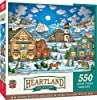 """550 Piece Jigsaw Puzzle for Adult, Family, Or Kids - Guilding Light by Masterpieces - 18""""X24"""" - Family Owned American Puzzle Company #2"""