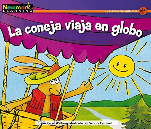 La Coneja Viaja En Globo Leveled Text (Rising Readers (En))