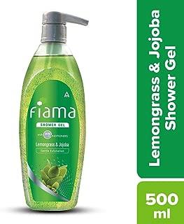 Fiama Lemongrass And Jojoba Clear Springs Shower Gel, 500ml