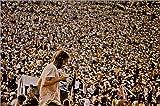 Poster 60 x 40 cm: Woodstock von Everett Collection -