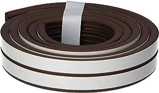 ニトムズ クッションソフトテープ M型 ブラウン 4mm×9mm×1m 2巻入り E0162