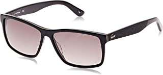 Lacoste Fine Square Sunglasses in Dark Blue - L705S 424 57