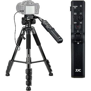 Trípode Extensible 1 M con Montaje de Tornillo Para Sony FDR-AX53//FDR-AX33 4K Handycam