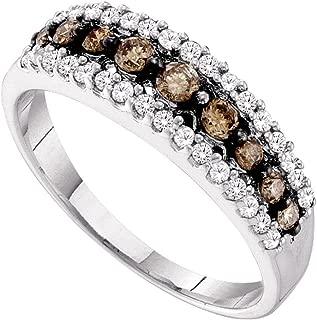 Best chocolate diamond band rings Reviews
