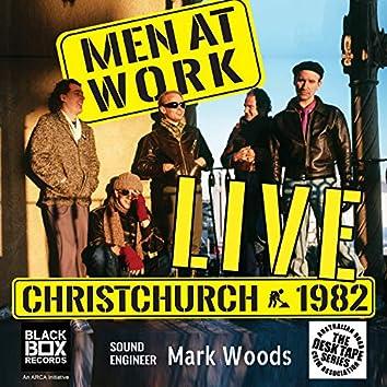 Live in Christchurch 1982