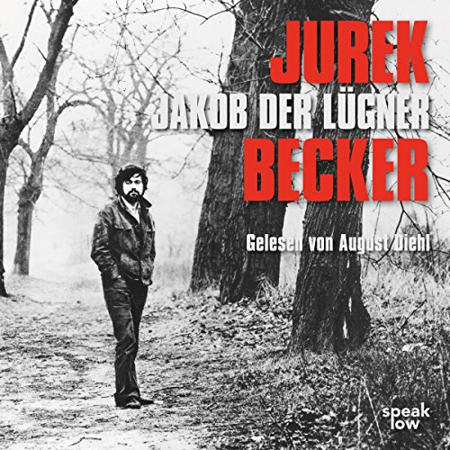 Jakob der Lügner audiobook cover art