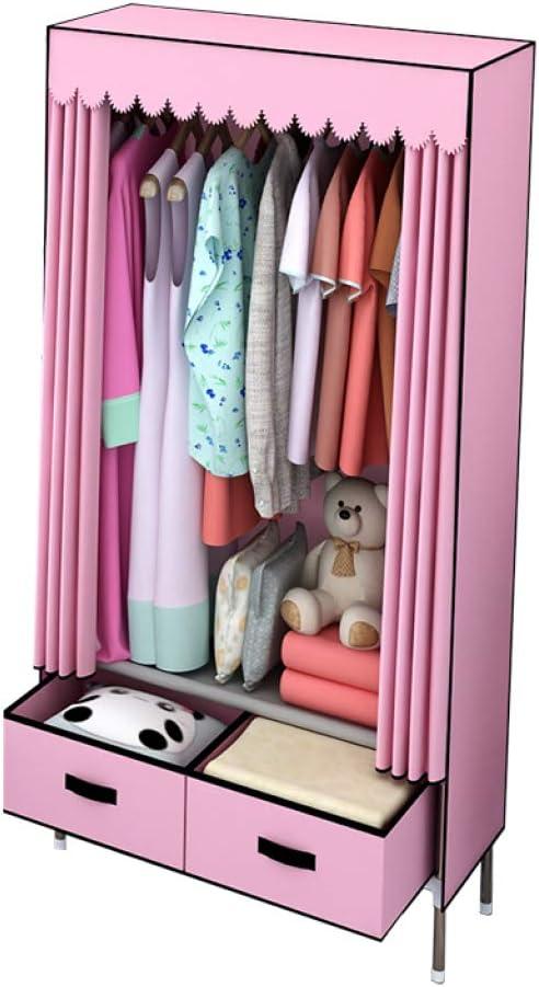 ALWUD Cloth Wardrobe Closet Portable Special price Cabinet Ward Fabric Discount is also underway Simple