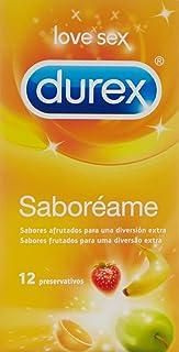 DUREX - DUREX Pleasurefruits Preservativo 12 unidades