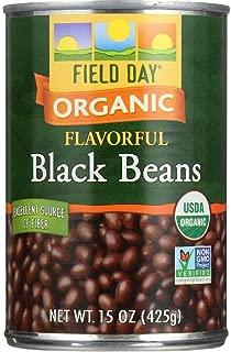 Field Day Beans, Og, Black, 15-Ounce (Pack of 12)