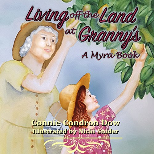 Living off the Land at Granny's audiobook cover art