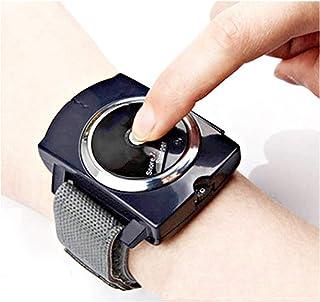 WOERD Anti Ronflement Apnée du Sommeil Bracelet, Infrarouge Bracelet Anti-ronflement Intelligent Bague de Ronflement, Slee...