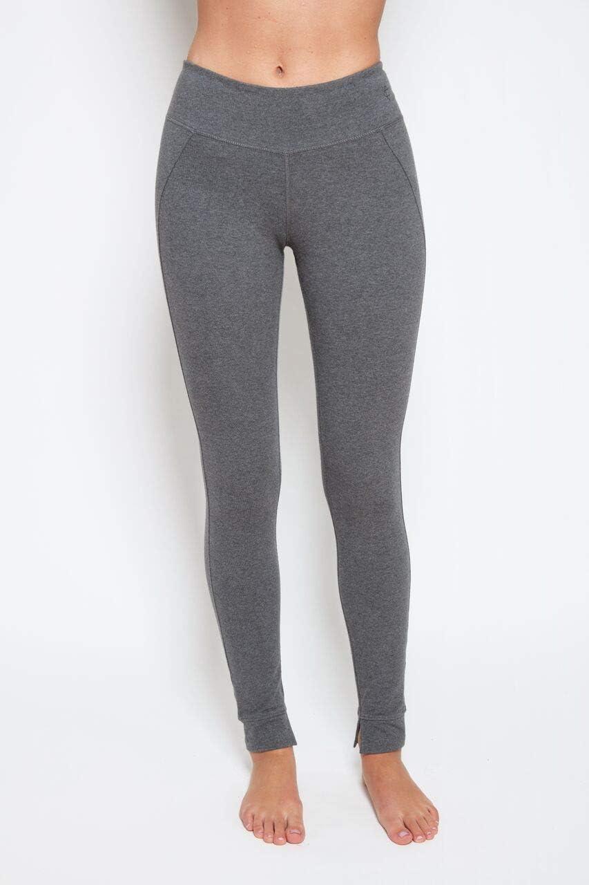 Satva Women/'s Organic Cotton Mantra Legging Yoga Pants Running Sports Workout Tights Soft /& Slim Activewear