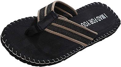 zarupeng??? Zapatos de playa transpirables de verano para hombres Sandalias Chancletas Chanclas Zapatos planos