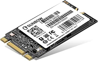 TCSUNBOW M.2 2242 240GB 256GB SSD NGFF 240GB 256GB Solid State Drive Disk for Ultrabook Desktop PCs and Mac Pro (2242mm) (256GB)