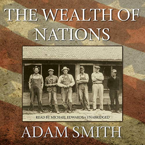 Wealth of Nations audiobook cover art