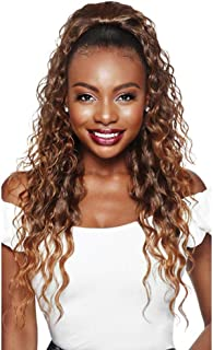 Outre Synthetic Quick Ponytail - Toya - 1B