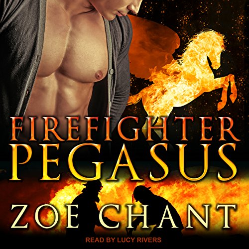 Firefighter Pegasus audiobook cover art