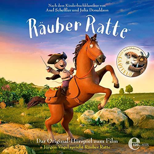Räuber Ratte: Das Original-Hörspiel zum Film