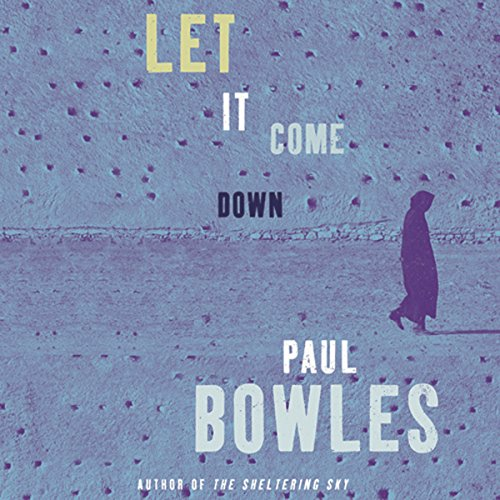 Let It Come Down audiobook cover art