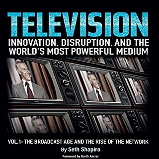 Television: Innovation, Disruption, and the World's Most Powerful Medium cover art
