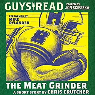 Guys Read: The Meat Grinder cover art