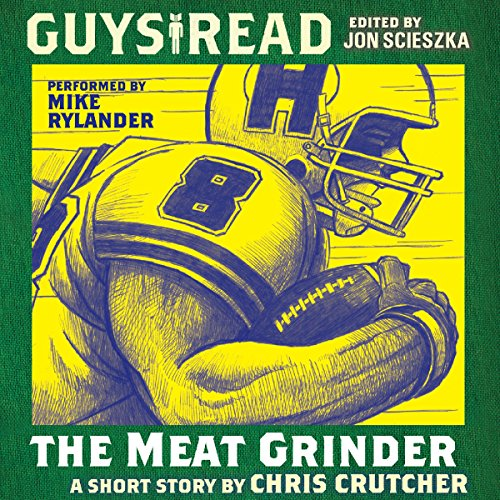 Guys Read: The Meat Grinder audiobook cover art