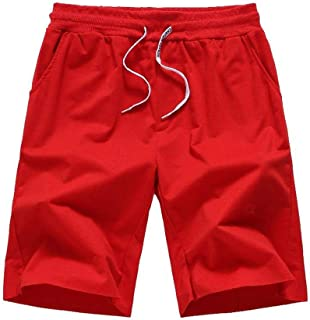 Men Leisure Sports Shorts Mens Summer Casual Cool Short Pants Male Jogger Workout Beach Brand