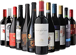 プレミアム 赤だけ特選ワイン12本セット 赤ワイン ワインセット ギフト
