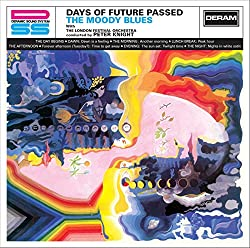 Days of Future Passed Vinyl Limited Edition Album on BoomerSwag!