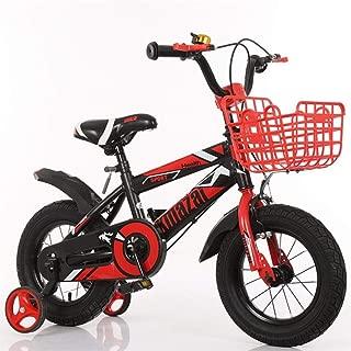 "TWTD-TYK Kid's Bike,Children's Bike, Kids Bike, Childrens Bicycle for 2-9 Years Girls Boys, 12"",14"",16"",18""Toddler Training Bike with Training Wheels/Hand Brakes"