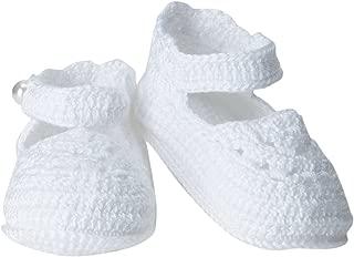 crochet mary jane booties newborn