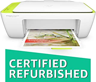 (Renewed) HP DeskJet 2138 All-in-One Ink Advantage Colour Printer