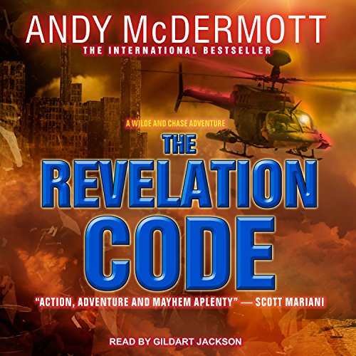 The Revelation Code  cover art
