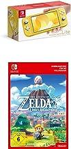 Nintendo Switch Lite, Standard, gelb + The Legend of Zelda: Link's Awakening | Switch - Download Code [Preload]