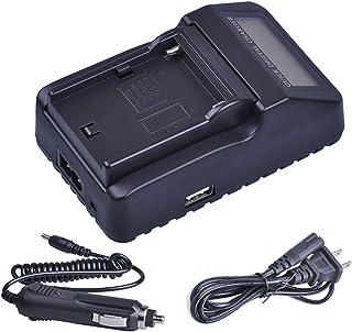 HXR-NX70 HXR-NX70U HXR-NX70N USB Power Adapter Charger for Sony HXR-NX80 HXR-NX70P NXCAM Camcorder HXR-NX70E