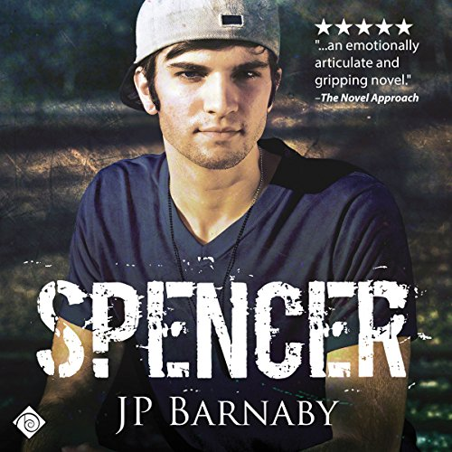 Spencer audiobook cover art