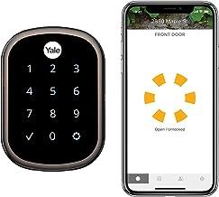 Yale Assure Lock SL, Wi-Fi Smart Lock - Works with the Yale Access App, Amazon Alexa, Google Assistant, HomeKit, Phillips ...