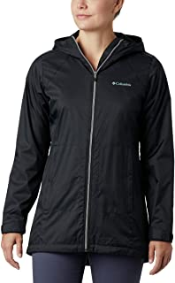 Women's Switchback Lined Long Jacket w/ Waterproof Shell