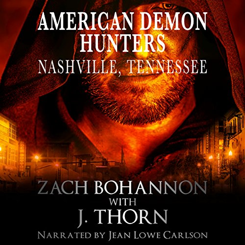 American Demon Hunters: Nashville, Tennessee cover art