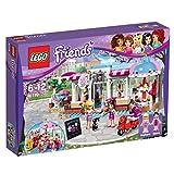 LEGO - 41119 - Friends - Jeu de construction - Le Cupcake Café d'Heartlake City