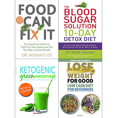 Price comparison product image Food can fix it,  10 day detox diet