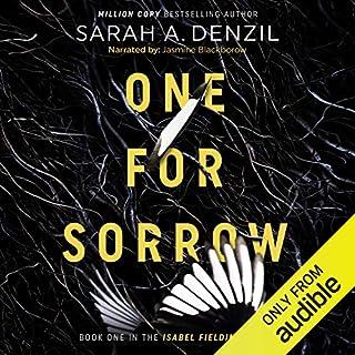 Page de couverture de One for Sorrow