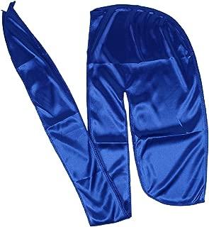 royal blue silk durag