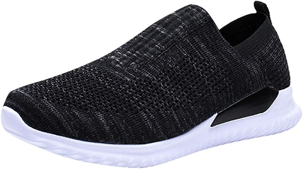 Ezeerae Womens Sneakers Platform Loafers Mesh Walking Shoes Flats Shoes Slip Resistant Work Shoes Tennis Shoes Casual Shoes