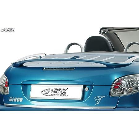 Car Tuning24 52828004 Tuning 207 Cc 2007 14 Heckspoilerlippe Slim Spoiler Kofferraumlippe Auto