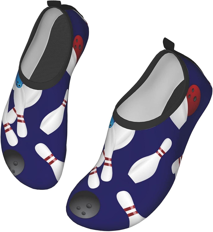 JZDACH Mens Womens Quick-Dry Water Shoes Sports Aqua Socks Aqua Shoes